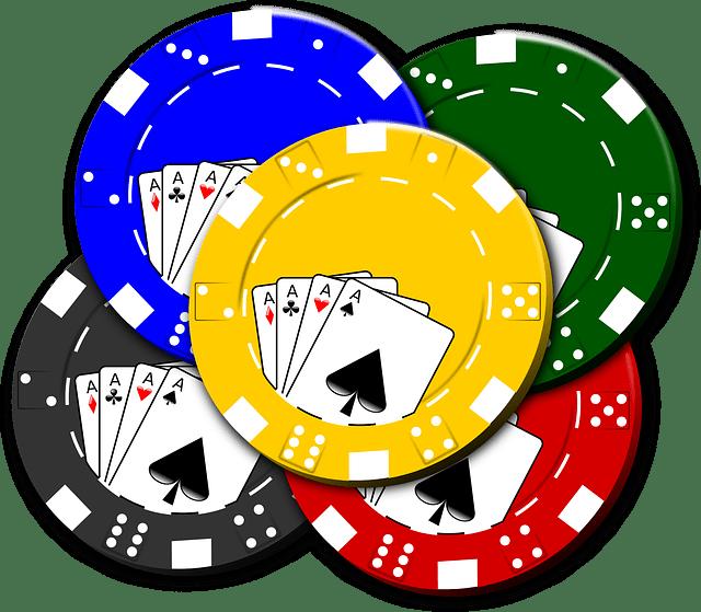 casino, chips, poker